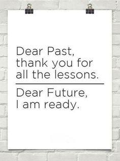 dear-past